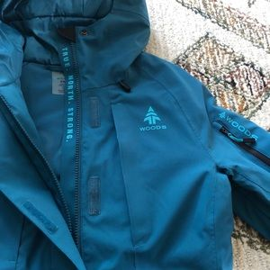 Woods Ski Jacket, size small